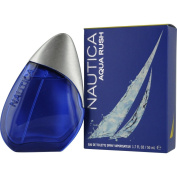 Nautica Aqua Rush Men Eau De Toilette Spray, 50ml
