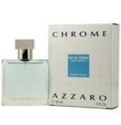 CHROME by Loris Azzaro Eau De Toilette Spray 50ml