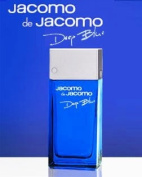 Jacomo Dep Blue 100ml Eau De Toilette Spray Men By Jacomo