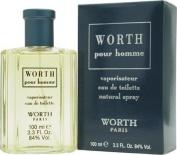 Worth By Parfums Worth For Men. Eau De Toilette Spray 100mls
