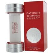 DAVIDOFF CHAMPION ENERGY by Davidoff EDT SPRAY 90ml