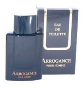 Arrogance Pour Homme By Schiapparelli Pinkenz For Men. Eau De Toilette Spray 3.3 Oz / 100 Ml.
