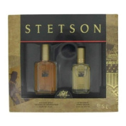 STETSON by Coty Gift Set -- 45ml Cologne Spray 20ml After Shave Men