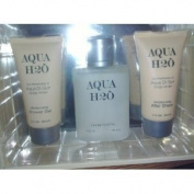 Aqua H2o 3pc Gift Set Impression of Acqua Di Gio By Giorgio Armanni