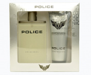 Police Gift Set 100ml EDT + 100ml Shower Gel