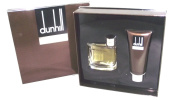 dunhill MAN ** BROWN ** Gift Set 2 PIECE - Eau De Toilette 50ml + Shower Breeze 100ml