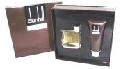 dunhill MAN ** BROWN ** Gift Set 2 PIECE - Eau De Toilette 50ml + Shower Breeze 100ml