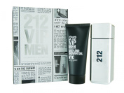 Carolina Herrera 212 Vip For Him Eau De Toilette 100ml and Bath and Shower Gel 100ml