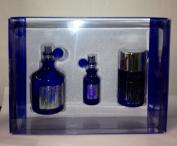 Curve Kicks By Liz Claiborne for Men - 3 Pc Gift Set 120ml Cologne Spray, 15ml Cologne Spray,2.6oz Deodorant Gift Set