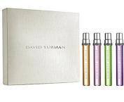 David Yurman Fragrance Essence Collection Quartet Gift Set Limited Ediltion