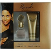 Reveal 2 Piece Set By Halle Berry - 30ml Eau de Parfum Spray + 70ml Sensuous Bath and Shower Gel