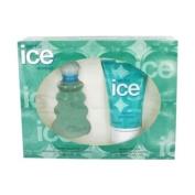 Samba Ice by Perfumers Workshop Gift Set -- 100ml Eau De Toilette Spray + 130ml Body Lotion