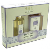 Yardley By Yardley Of London For Women. Set-edt Spray 120mls & Soap 100mls