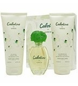 Cabotine De Gres by Parfums Gres for Women Gift Set