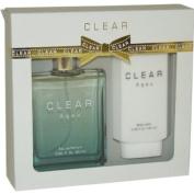 Intercity Beauty Company Clear Aqua Gift Set for Women