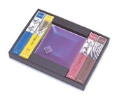 New Morningstar Gift Set with Violet Plate