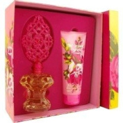 Betsey Johnson By Betsey Johnson - Set-eau De Parfum Spray 100ml & Bod, 200ml