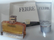 FERRE by Gianfranco Ferre Classic Gift Set For Women, Eau De Parfum 50ml + 70ml Body Lotion