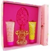 Betsey Johnson Gift Set By Betsey Johnson Perfume for Women 3 Pc Set