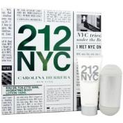 Carolina Herrera 212 Gift Set for Women