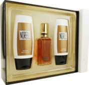 Norell By Norell For Women. Set-edt Spray 100ml & Body Cream 100ml & Body Polish 100ml