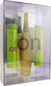 On Ella By Jesus Del Pozo For Women, Set-edt Spray, 100ml Bottle & Body Lotion, 100ml Bottle & Shower Gel, 100ml Bottle