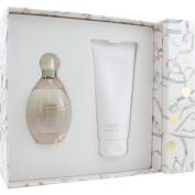 Lovely Sarah Jessica Parker By Sara Jessica Parker For Women. Set-eau De Parfum Spray 100ml & Body Lotion 200ml