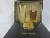 FENDI THEOREMA 2PC SET FOR LADIES 100ml EAU DE PARFUM SPRAY FREE LOTION