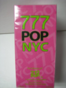 Designer collection 777 POP NYC our version of 212 pop EDP 100ml