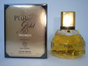 "PURE GOLD WOMEN-PERFUME FOR WOMEN-3.4 OZ-EDP-VERSION OF ""LADY MILLION"" BY PACO RABANNE"