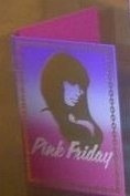 Nicki Minaj Pink Friday Edp Sampler Vial .04fl Oz/1.2ml