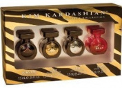 KIM KARDASHIAN Koffret Kollection, 4 piece set