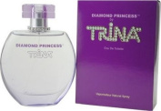 Diamond Princess By Trina For Women. Eau De Parfum Spray 100ml