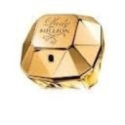 Lady Million By Paco Robanne Eau De Parfum Mini .17 oz / 5 ml