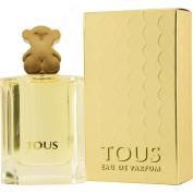 Tous Gold Eau de Parfum Spray for Women, 30ml