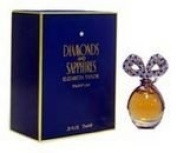 Diamonds And Sapphires by Elizabeth Taylor for Women. 30ml Parfum Splash