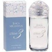 NUMBER 3 by Jessica Mcclintock 1.7 Women's EDP Perfume