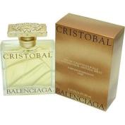 Cristobal By Balenciaga For Women. Eau De Toilette Spray 100ml