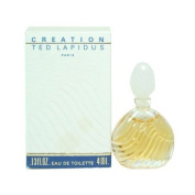 Creation By Ted Lapidus 0.17 Oz/5ml Edt Mini