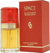 Space By Cathy Cardin For Women. Eau De Toilette Spray 30ml