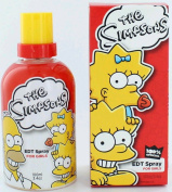 The Simpsons by Marmol & Son, 100ml Eau De Toilette Spray for Girls