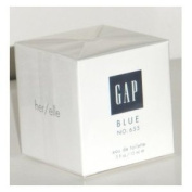 Gap Blue 655 for her women Eau De Toilette 0.5 Fl Oz 15 Ml