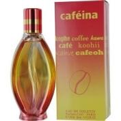 CAFE CAFEINA by Cofinluxe EDT SPRAY 100ml