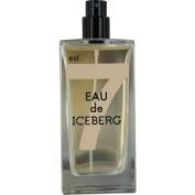 EAU DE ICEBERG by Iceberg EDT SPRAY 100ml *TESTER for WOMEN