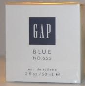 Gap Blue No. 655 Eau de Toilette for Her 2 fl 0z