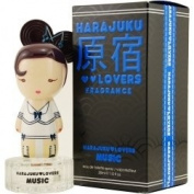 HARAJUKU LOVERS MUSIC by Gwen Stefani EDT SPRAY 30ml