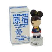 Harajuku Lovers Snow Bunnies Music by Gwen Stefani Eau De Toilette Spray 10ml
