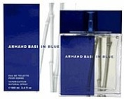 Armand Basi In Blue By Armand Basi For Men. Eau De Toilette Spray 100ml