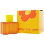 Agatha Ruiz De la Prada W-6438 Flor - 3.4 oz - EDT Spray