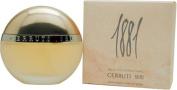 Cerruti 1881 By Nino Cerruti For Women. Eau De Toilette Spray 30mls